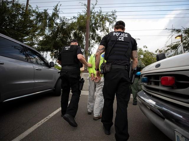 7 19 ice agents arrest criminal illegal aliens file ap