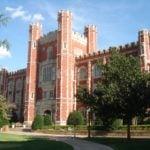 Norman OK USA University of Oklahoma Evans Hall panoramio 1 150x150 PapBdH